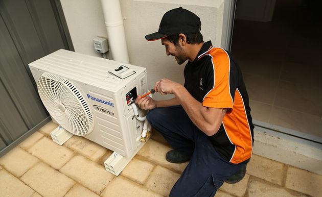 Manutenção de ar condicionado Camaçari